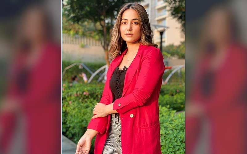 Hina Khan Reveals Everything You Should NOT Eat Before Bedtime; Actress Shares Secrets To Live A Healthy Lifestyle-Deets INSIDE