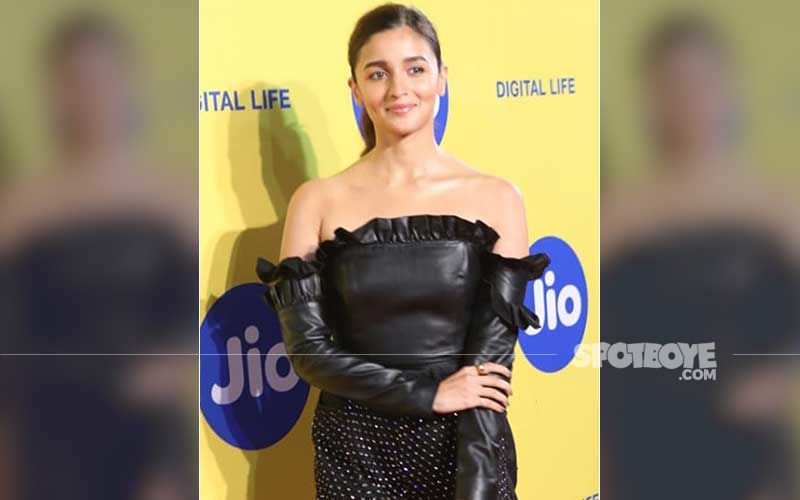 Alia Bhatt Has This To Say About A Song Made On Her; Responds To Pakistani Rapper- Deets INSIDE
