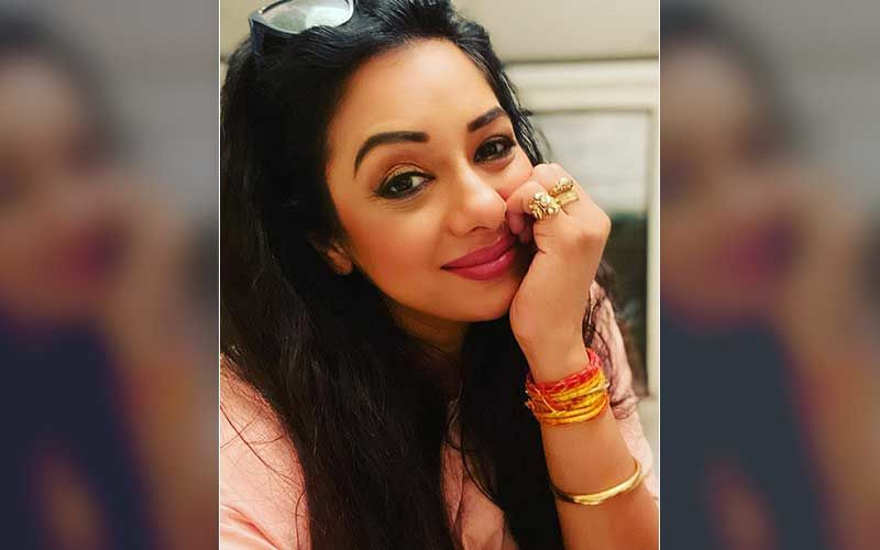 Rupali Ganguly's Family And Staff Test Negative For COVID-19; Anupamaa Actress Shares Blissful Pics From Day 2 In Quarantine