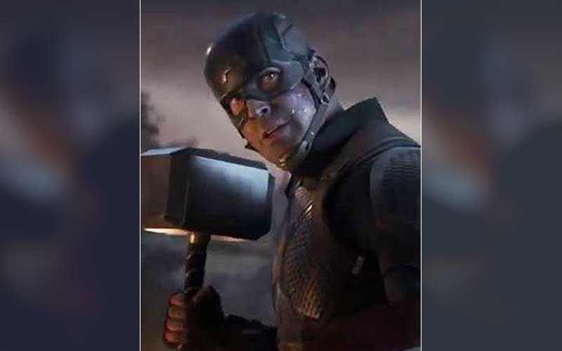Avengers Endgame Climax Had THIS Unnoticed Error In The Scene Where Captain America Picks Up Thor's Mjolnir; Deets INSIDE