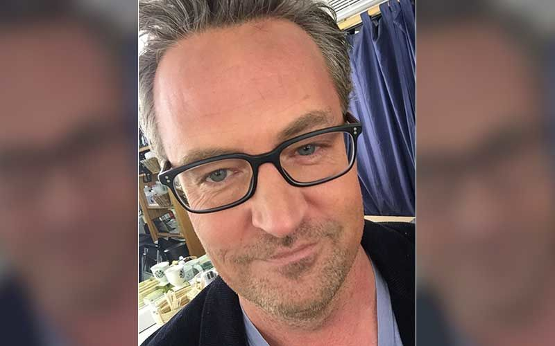 Matthew Perry Aka Chandler Bing's Slurry Speech Clip Gets FRIENDS Fans Worried; 'It Hurts To Look At Him'