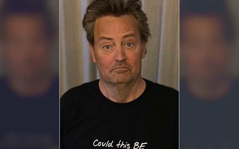FRIENDS Fame Matthew Perry Aka Chandler Bing's Slurry Speech That Worried The Fans Was Due To THIS Reason; Deets HERE