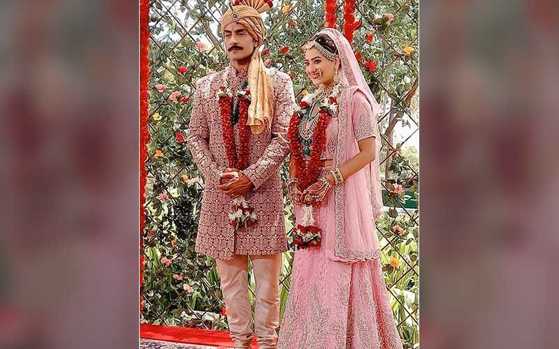 Anupamaa's Vanraj And Kavya Get Married; Sudhanshu Pandey Shares Wedding Pic With Madalsa Sharma, Says 'This Marriage Will Change Everything Forever'