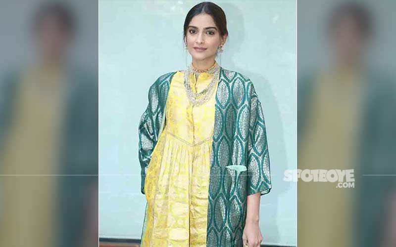 Sonam Kapoor Inspires People To Donate As India Fights Against COVID-19; Says, 'Please Donate Whatever You Can, If You Can'