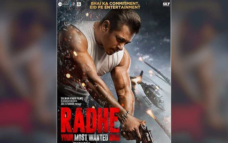 Salman Khan's 'Radhe-Your Most Wanted Bhai' Re-Released In Tripura; Fans Flock The Theatre