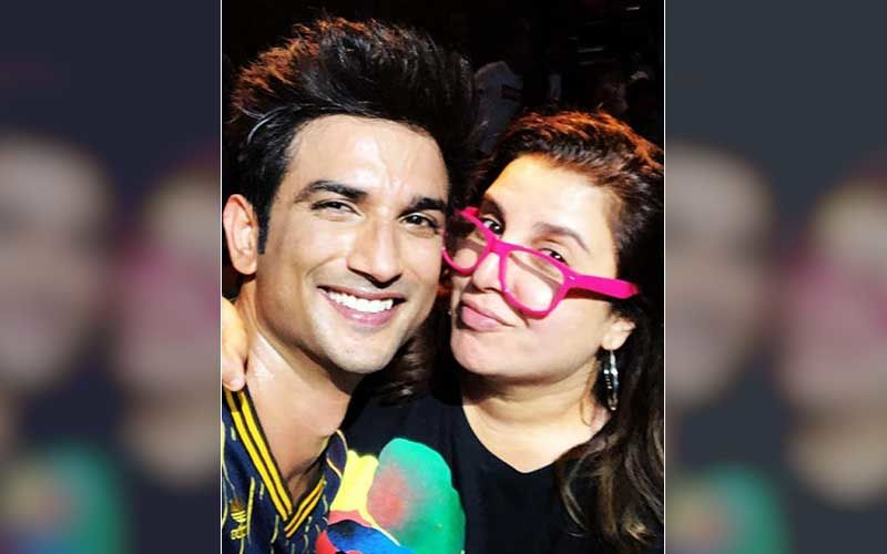 Sushant Singh Rajput's First Death Anniversary: Farah Khan Visits Mount Mary Church In Bandra; Filmmaker-Producer Is Clicked While Offering Her Prayers