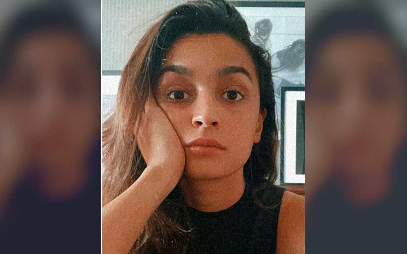Alia Bhatt Shares Chronicles Of Her Trying To Get Into A Workout; Actress Says 'Think About That Pizza You Would Like To Eat This Week'