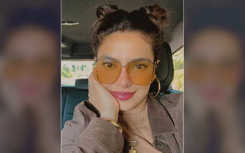 Priyanka Chopra Jonas' Space Buns In New Selfie Are Too Cute For Words; Fans Call The Actress 'Mickey Mouse'