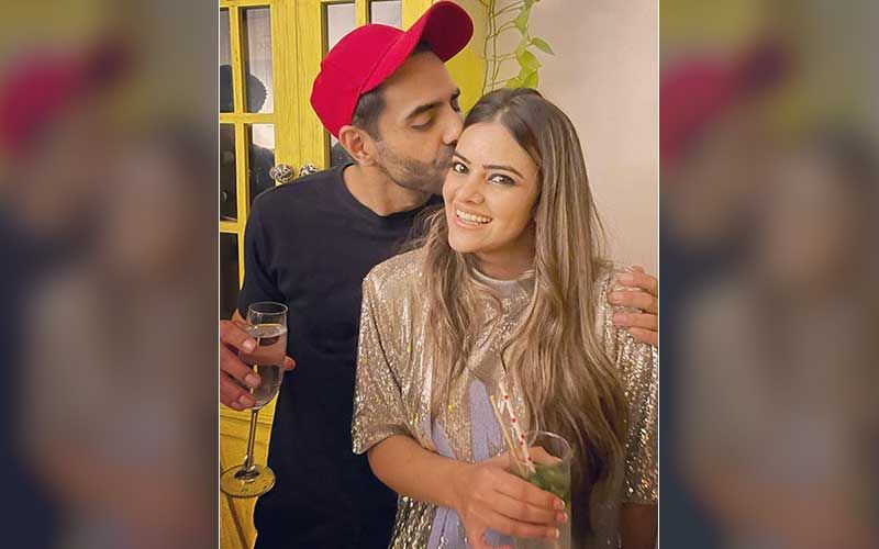 Ayushmann Khurrana's Brother Aparshakti Khurana Announces Wife Aakriti Ahuja's Pregnancy; Actor Drops A Beautiful Photo With His Heavily Pregnant Wife