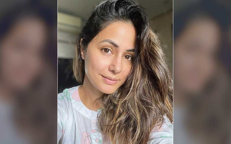 Hina Khan Turns Producer For Her Next Venture Titled Lines; Actress Gives Sneak-Peek-VIDEO