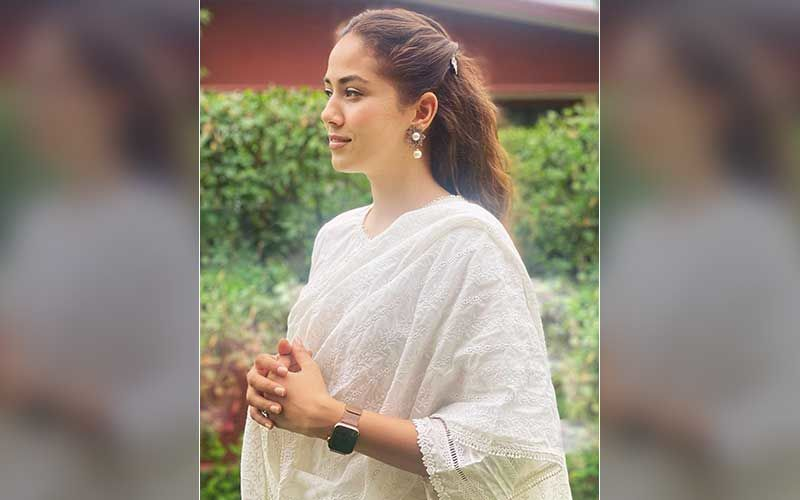 Mira Rajput Glows Like A Star In Latest Photos; She Shows Off Her Love For White