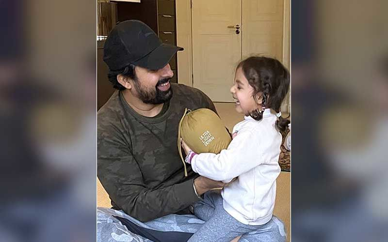 Rannvijay Singha Names His Son 'JAHAAN'; Shares A Heart-Melting Photo With Daughter Kainaat And His New Born Baby Boy