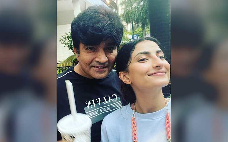Shweta Tiwari's Ex-Husband Raja Chaudhary Shares A Selfie With Daughter Palak Tiwari; Thanks Her For Making His Birthday Special