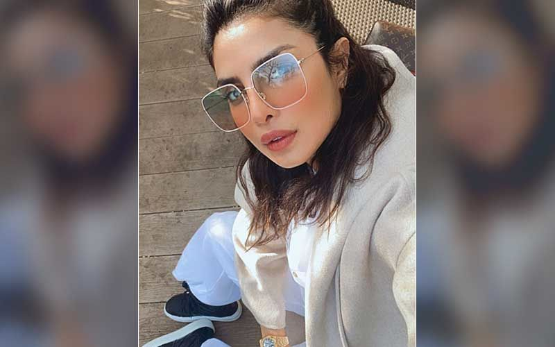 Priyanka Chopra Jonas' Accent Is Grabbing Netizens Attention As She Answers 'The Most Impossible Questions'-Watch