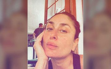 Kareena Kapoor Khan Gives A Sneak-Peek Of Saif Ali Khan Working Out; Actress Drops Cute Photo, Says 'Pouting While He Works Out'