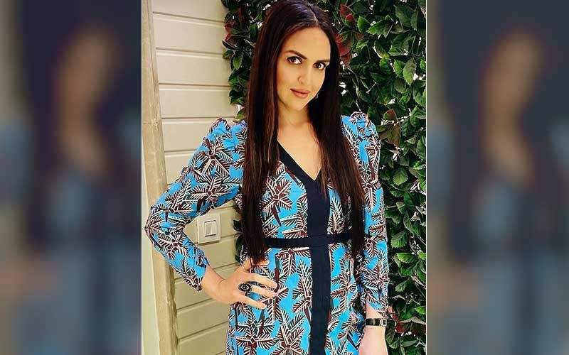 Esha Deol Is 'Thrilled' To Make Her Digital Debut With Rudra: The Edge Of Darkness Co-Starring Ajay Devgn; Shares 'The Script Charged Me Up'