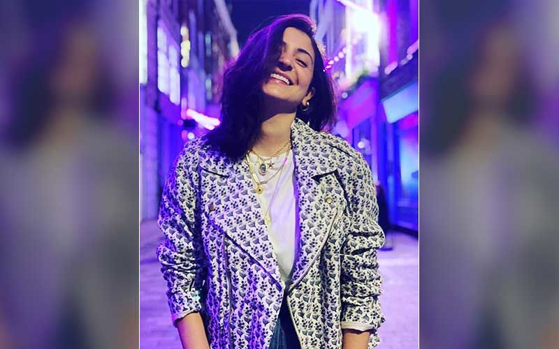 Anushka Sharma Is In Love With The Colour Purple; Actress Shares Blissful Photos Of Her Enjoying Evenings In The UK