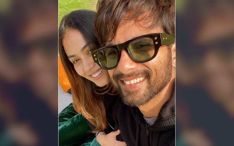 Shahid Kapoor's Daughter Misha Kapoor Gives Mom Mira Rajput A Makeover; Watch Adorable Video