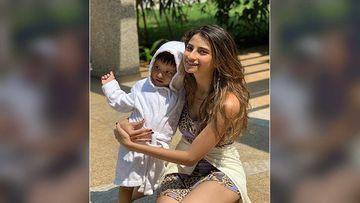 Shweta Tiwari Shares An Endearing Picture Of Her Kids Palak Tiwari And Reyansh Kohli