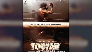 Toofan: Farhan Akhtar's First Look From The Film Receives A Tremendous Response By Fans
