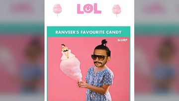 Deepika Padukone Is Ranveer Singh's Favourite Candy; Padukone Shares A Meme Of The Candyman