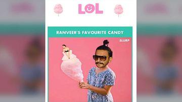 Deepika Padukone Is Ranveer Singh's Favourite Candy; Padukone Shares A Meme Of The Candyman
