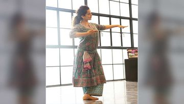 Thalaivi: Kangana Ranaut Is Practising Hard To Get Her Bharatnatyam Postures Right For Jayalalithaa Biopic