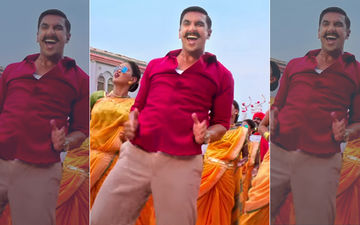 Ranveer Singh's Rooftop Dance At A Cinema Hall On Simmba Release Day Makes Us Bajao Seetis