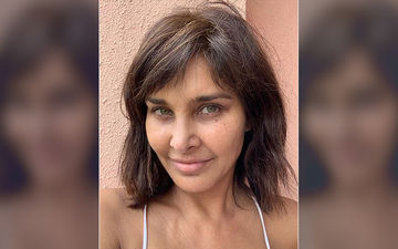 Lisa Ray Shares Her Free And Unfiltered Selfie With No Make-Up, Says That's Me At 47