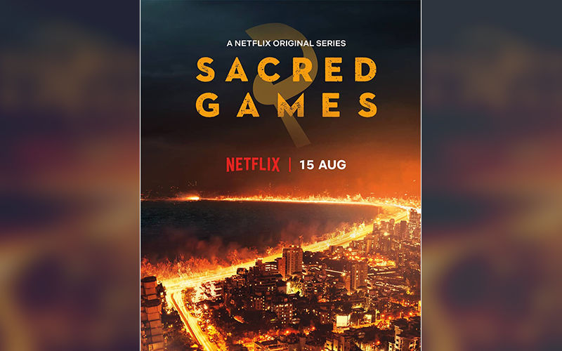 BIG NEWS- Sacred Games Season 2 Bags An International Emmy Awards Nomination For Best Drama Series