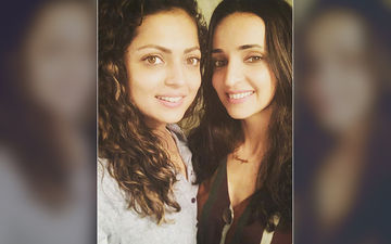 Drashti Dhami's Wish For BFF Sanaya Irani On Her Birthday Involves A Hilarious Snake Prank