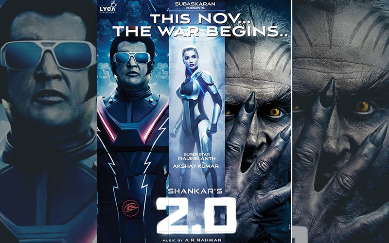 2.0, Box-Office Collection, Day 2: Can Rajini Do The Heroic Of Saving This Film From Losing Money?