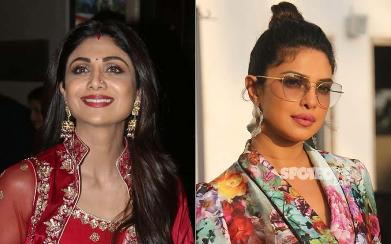 Entertainment News Round Up: Shilpa Shetty Performs Navratri Puja; Kal Penn Gives Shout-Out To Priyanka Chopra; And More