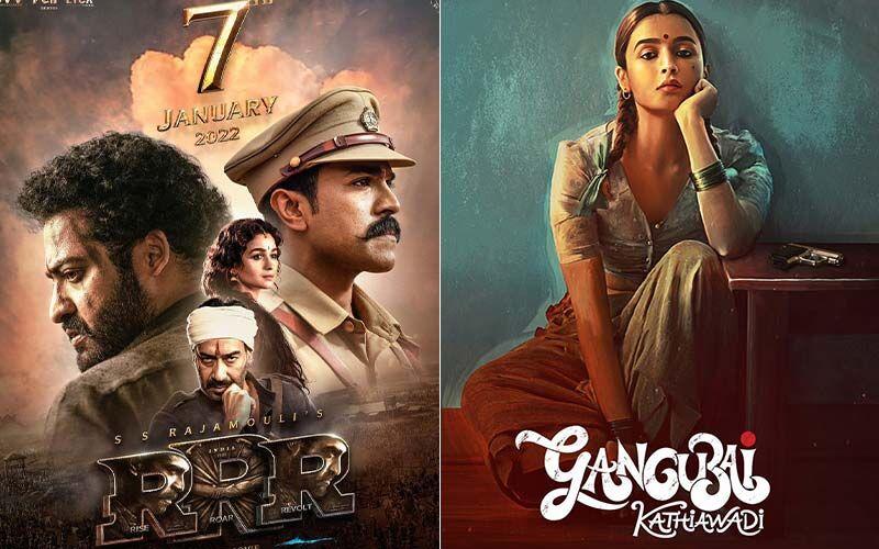 RRR: Alia Bhatt, Ram Charan And Jr NTR Starrer Gets A NEW Release Date; SS Rajamouli's Film To Clash With Gangubai Kathiawadi