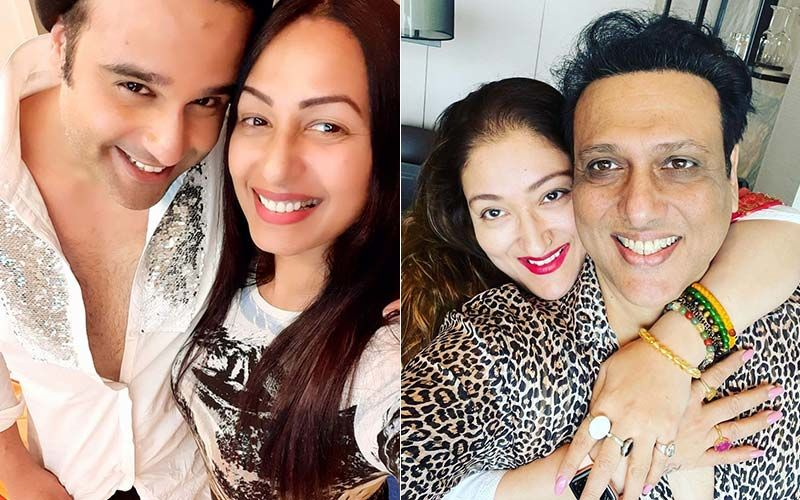 Kashmera Shah Takes A Dig At Govinda's Wife Sunita Over Her Recent Comments On Krushna Abhishek: 'I Have Made My Own Name, Not Known As Someone's Wife'