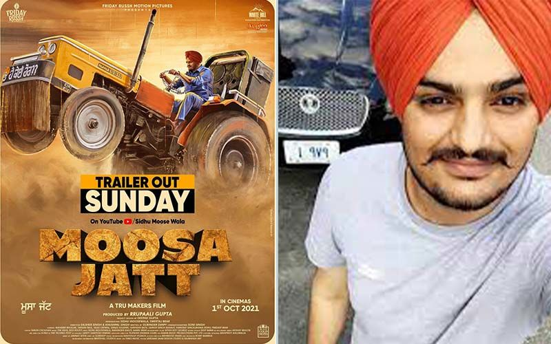 Moosa Jatt Trailer: Sidhu Moosewala Promises To Deliver Desi Swag And An Action-Packed Film; Watch VIDEO