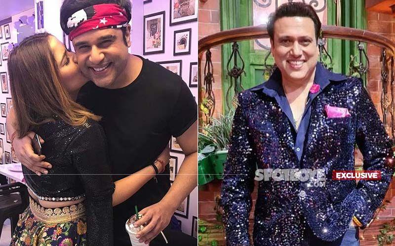 Arti Singh On Brother Krushna Abhishek And Uncle Govinda's Tiff: 'I Want Mamaji To Forgive Him'- EXCLUSIVE