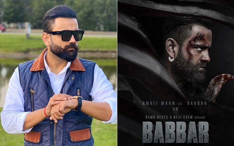 Babbar: Amit Maan's Upcoming Movie 'Hakam' Title Changed; Actor Gives Reason On Instagram