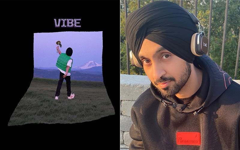 New Song Alert- 'Vibe' By Diljit Dosanjh Is Exclusive With 9X Tashan