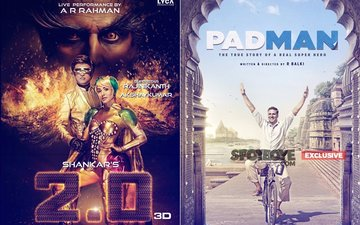 2.0 V/S PADMAN: Which Akshay Kumar Starrer Might Not Release On The R-Day 2018 Weekend?