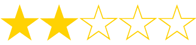 2 stars movie rating