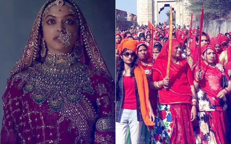 200 Women Threaten To End Their Lives If Padmaavat Hits Theatres. When Will This End?