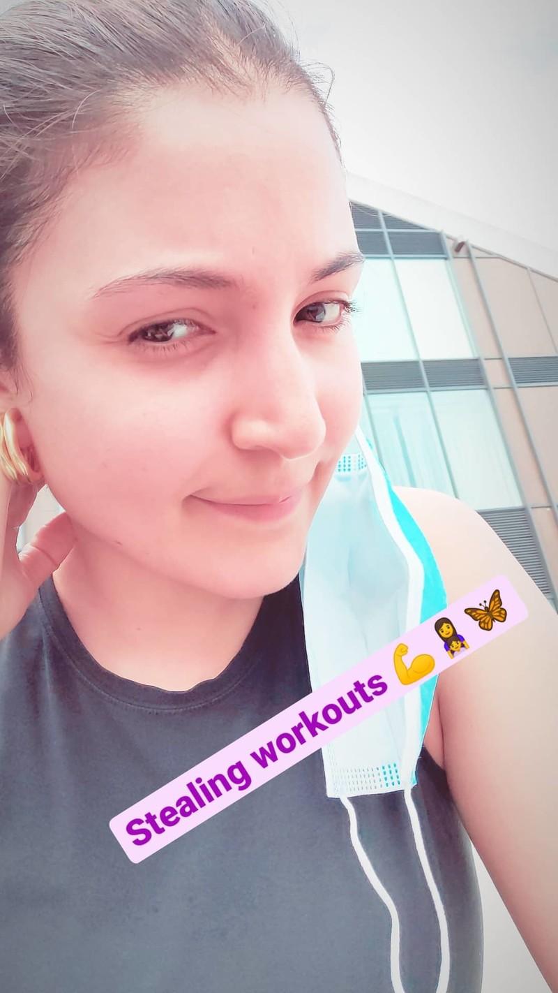 Anushka Sharma s Instagram stories