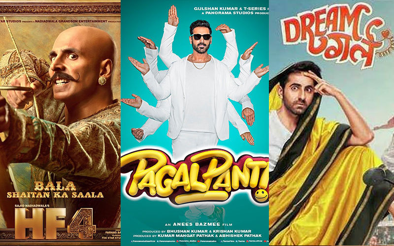 Best Comedy Movies 2019: Pagalpanti, Housefull 4 And More; Films That Had Us Laughing Hard