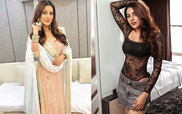 2020 Round-Up: Hottest Looks From Bigg Boss Contestants Rashami Desai, Shehnaaz Gill, Sidharth Shukla, Rahul Vaidya, Asim Riaz, Mahira Sharma And More