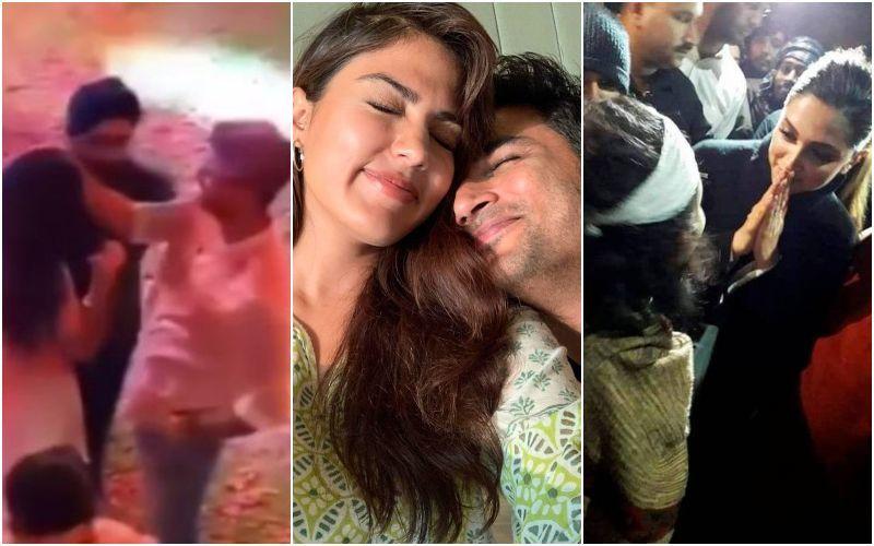 BIGGEST NEWS STORIES OF 2020: Katrina Kaif-Vicky Kaushal's Romantic Holi Dance, Rhea Chakraborty On Sushant Singh Rajput's Death, Deepika Padukone's JNU Visit