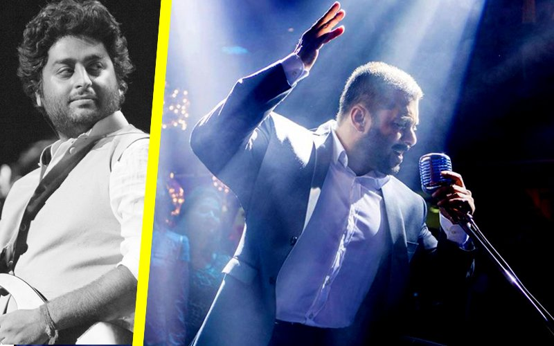 Salman croons on what Arijit Singh was supposed to sing