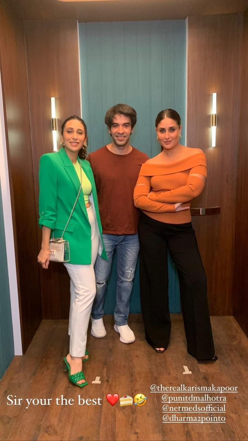 Kareena Kapoor Khans Instagram stories