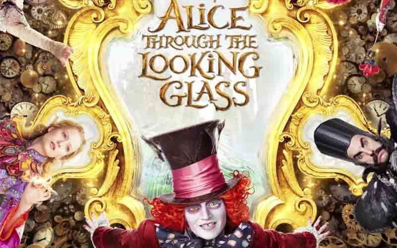 Movie Review: Alice Through The Looking Glass is an okay adventure