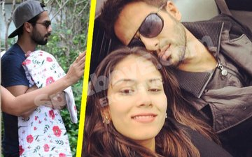 Guess Why Shahid Kapoor Has Still Not Named His Baby
